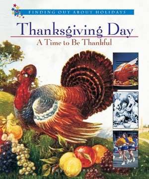 Picture of Thanksgiving Day—A Time to Be Thankful