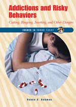 "<h2><a href=""http://www.enslow.com/books/Addictions_and_Risky_Behaviors/2193"">Addictions and Risky Behaviors: <i>Cutting, Bingeing, Snorting, and Other Dangers</i></a></h2>"