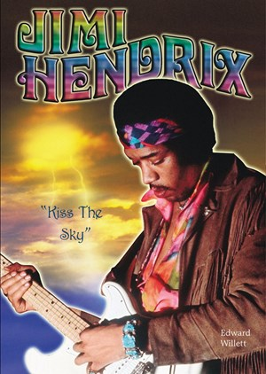 """Picture of Jimi Hendrix: """"Kiss the Sky"""""""