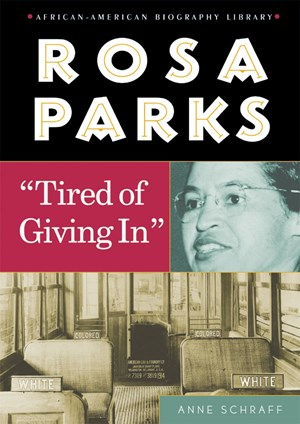 "Picture of Rosa Parks: ""Tired of Giving In"""