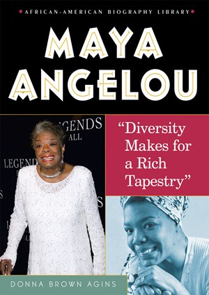 "Picture of Maya Angelou: ""Diversity Makes for a Rich Tapestry"""