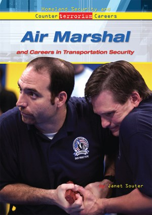 Picture of Air Marshal and Careers in Transportation Security