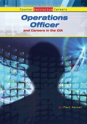 Picture of Operations Officer and Careers in the CIA