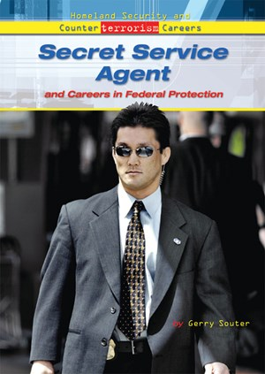 Picture of Secret Service Agent and Careers in Federal Protection