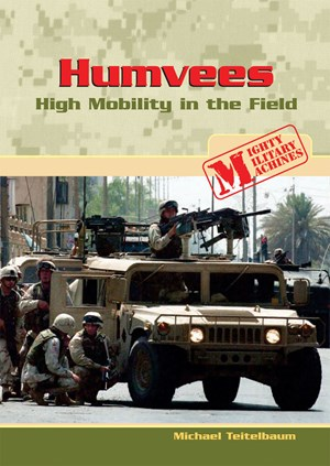 Picture of Humvees: High Mobility in the Field