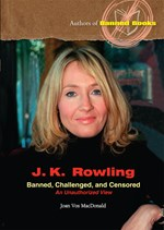 "<h2><a href=""http://www.enslow.com/books/J_K_Rowling/593"">J. K. Rowling: <i>Banned, Challenged, and Censored</i></a></h2>"