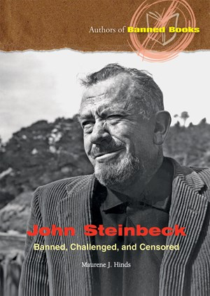 Picture of John Steinbeck: Banned, Challenged, and Censored