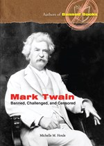 "<h2><a href=""http://www.enslow.com/books/Mark_Twain/596"">Mark Twain: <i>Banned, Challenged, and Censored</i></a></h2>"