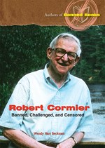 "<h2><a href=""http://www.enslow.com/books/Robert_Cormier/597"">Robert Cormier: <i>Banned, Challenged, and Censored</i></a></h2>"