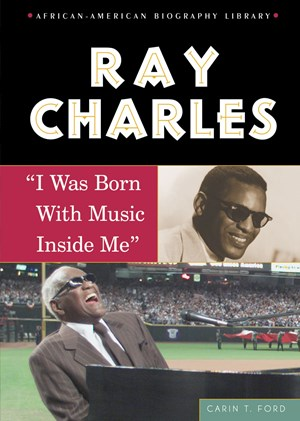 """Picture of Ray Charles: """"I Was Born With Music Inside Me"""""""