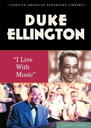"Picture of Duke Ellington: ""I Live With Music"""