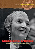 "<h2><a href=""http://www.enslow.com/books/Madeleine_LEngle/595"">Madeleine L'Engle: <i>Banned, Challenged, and Censored</i></a></h2>"