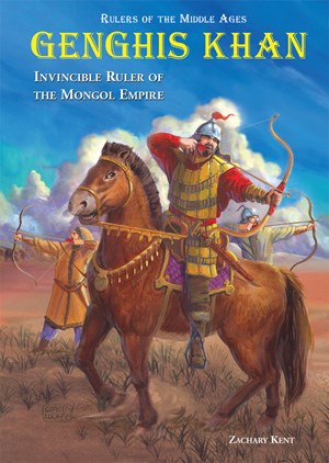 Picture of Genghis Khan: Invincible Ruler of the Mongol Empire