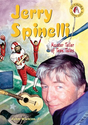 Picture of Jerry Spinelli: Master Teller of Teen Tales