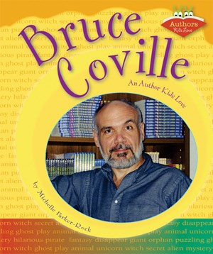 Picture of Bruce Coville: An Author Kids Love