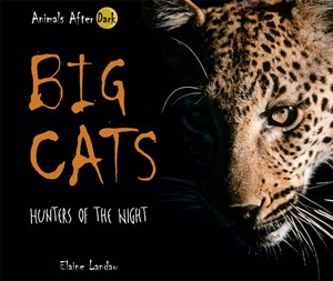 Picture of Big Cats: Hunters of the Night