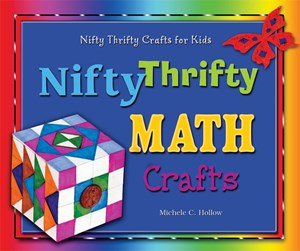 Picture of Nifty Thrifty Math Crafts