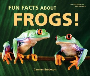 Picture of Fun Facts About Frogs!