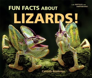 Picture of Fun Facts About Lizards!