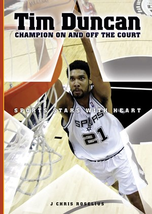 Picture of Tim Duncan: Champion On and Off the Court