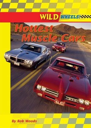 Picture of Hottest Muscle Cars