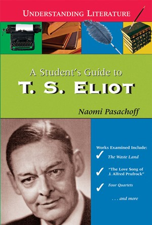an introduction to the literature by t s eliot Ts eliot's creative and critical beliefs it is useful to begin by reviewing particular areas of misunderstanding within eliot's essays generally, and within tradition and the individual.