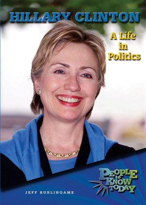 Picture of Hillary Clinton: A Life in Politics