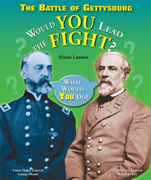 Picture of The Battle of Gettysburg: Would You Lead the Fight?