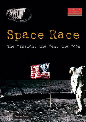 Picture of Space Race: The Mission, the Men, the Moon