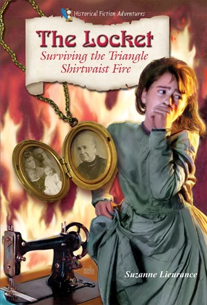 Picture of The Locket: Surviving the Triangle Shirtwaist Fire