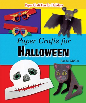 Picture of Paper Crafts for Halloween