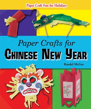 Picture of Paper Crafts for Chinese New Year