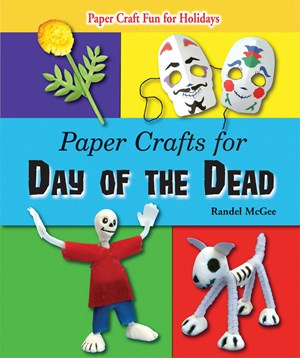 Picture of Paper Crafts for Day of the Dead