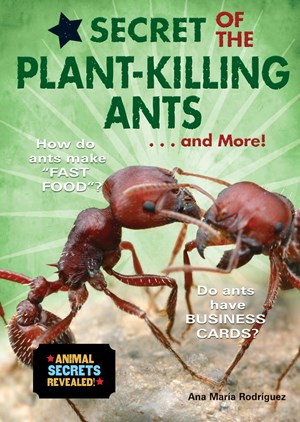 Picture of Secret of the Plant-Killing Ants . . . and More!