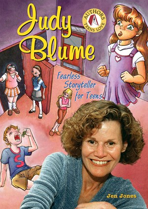 Picture of Judy Blume: Fearless Storyteller for Teens