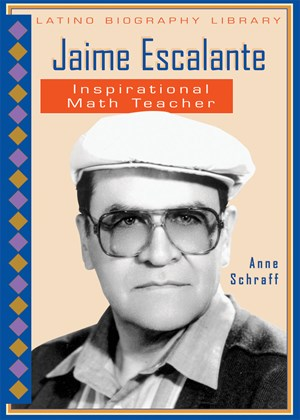 Picture of Jaime Escalante: Inspirational Math Teacher