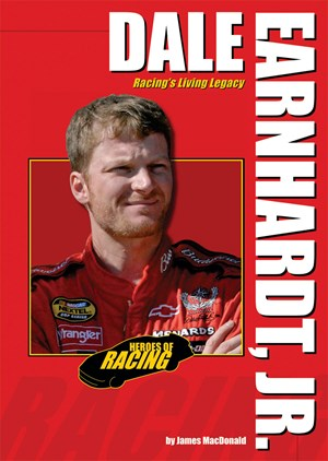 Picture of Dale Earnhardt, Jr.: Racing's Living Legacy