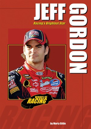 Picture of Jeff Gordon: Racing's Brightest Star