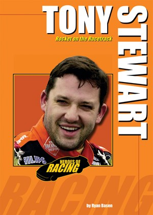 Picture of Tony Stewart: Rocket on the Racetrack