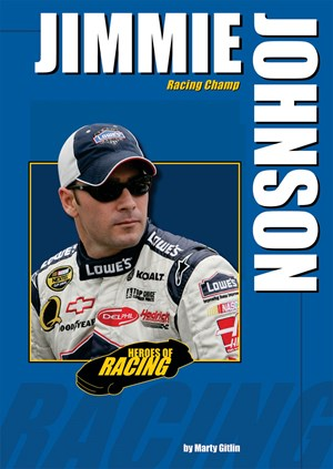 Picture of Jimmie Johnson: Racing Champ