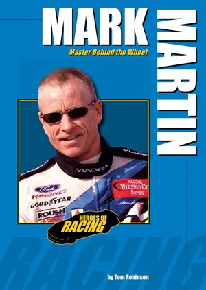 Picture of Mark Martin: Master Behind the Wheel