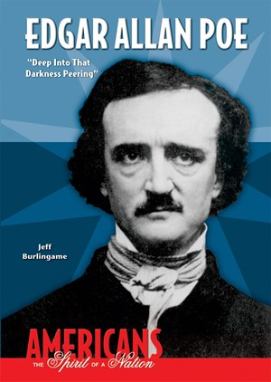 """Picture of Edgar Allan Poe: """"Deep Into That Darkness Peering"""""""