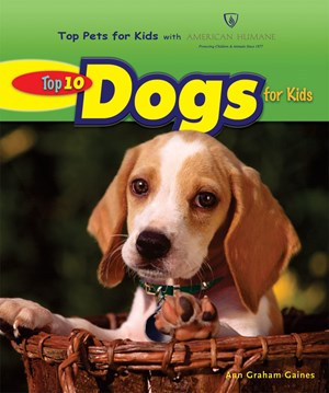 Picture of Top 10 Dogs for Kids