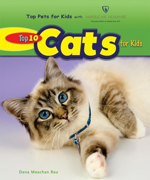 Picture of Top 10 Cats for Kids