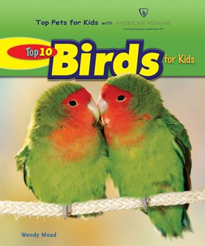 Picture of Top 10 Birds for Kids