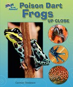 "<h2><a href=""http://www.enslow.com/books/Poison_Dart_Frogs_Up_Close/3886"">Poison Dart Frogs Up Close</a></h2>"
