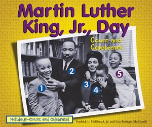 Picture of Martin Luther King, Jr., Day—Count and Celebrate!
