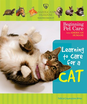 Picture of Learning to Care for a Cat