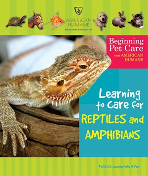 Picture of Learning to Care for Reptiles and Amphibians