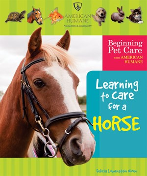 Picture of Learning to Care for a Horse